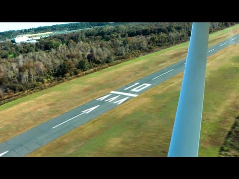 "Cessna 172SP Pattern OWD 10-8-11 ""The Downwind 360"""