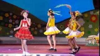 Đón mùa hè vui - Vân Anh & nhóm múa Quận Hoàn Kiếm