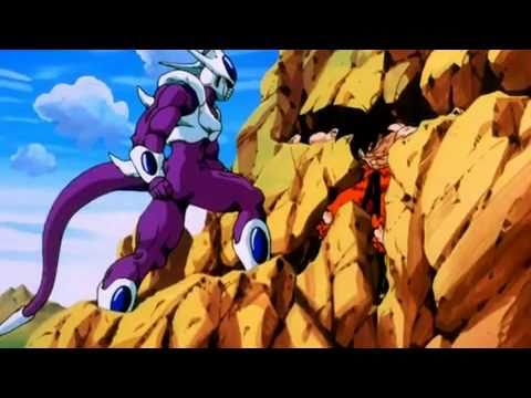 Cooler Final Form Vs. Goku!