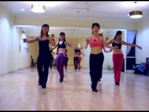 Line Dance -cumbia Semana   ( July 09 ) video