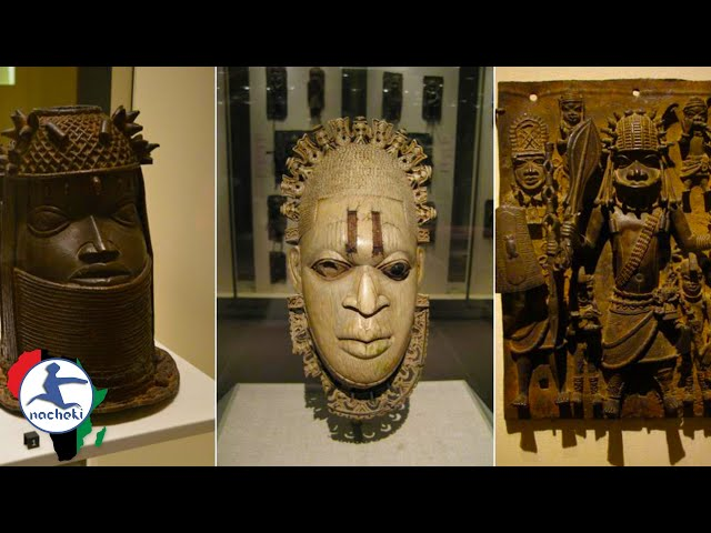 Top 10 Treasures Stolen from Africa