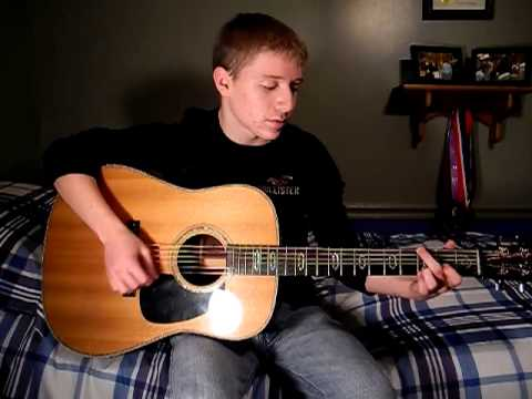 waitin' On A Woman By Brad Paisley - Cover By Timothy Baker video