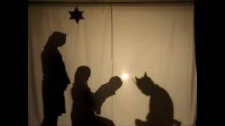 Nativity Shadow Drama
