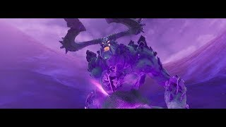 Storm King Boss Fight - Fortnite : Save The World