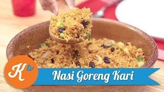 Resep Nasi Goreng Kari