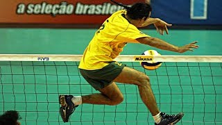 KINGS Of Vertical Jump | Volleyball | (HD) Part 3