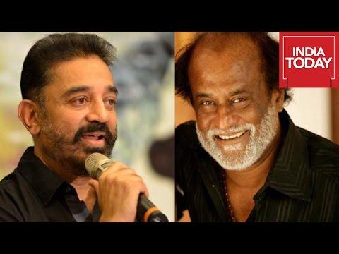 Rajnikanth Should Enter Politics : Kamal Haasan