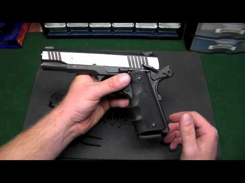 Taurus PT 1911 DT Review: A great bang for your buck