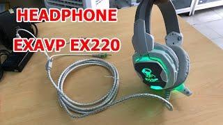 Headphone EXAVP EX220 (logo độc đáo)