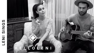 Justin Bieber - Love Yourself (Leni Sings Cover )