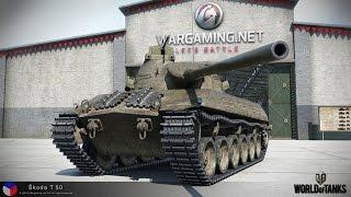 ★ World of Tanks - Чехословакия ★ ʁиʞɐʚоvɔохǝҺ - sʞuɐʇ ɟo plɹoʍ ★ 01.01.2016