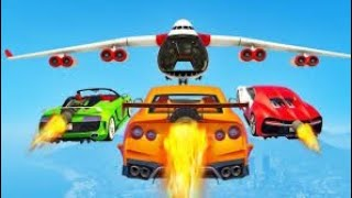 Crazy Stunts GTA 5 Fails&Wins Funnt Moments #14