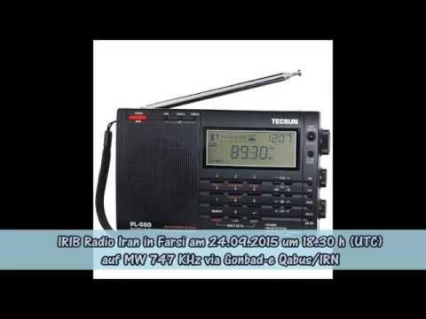 IRIB Radio Iran in Farsi at September 24th, 2015 at 6.30 pm (UTC) on mw 747 kHz