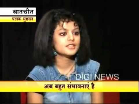 PALAK MUCHHAL,batchit  @ DIGI NEWS Indore 09/03/2013