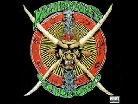 Monster Magnet - Sins A Good Mans Brother