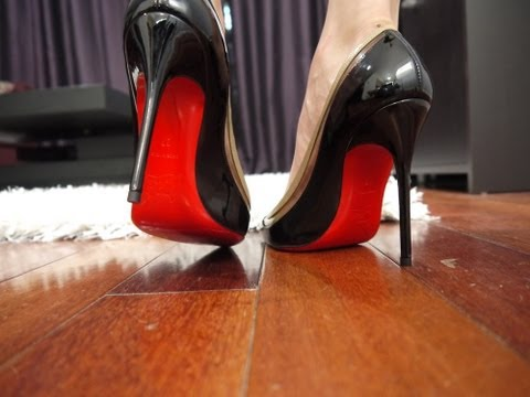 Christian Louboutin Heels Unboxing and Protect your Pumps Protection Review