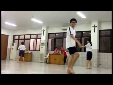 Senam Sajojo Sma Regina Pacis Jakarta 2013-2014 video