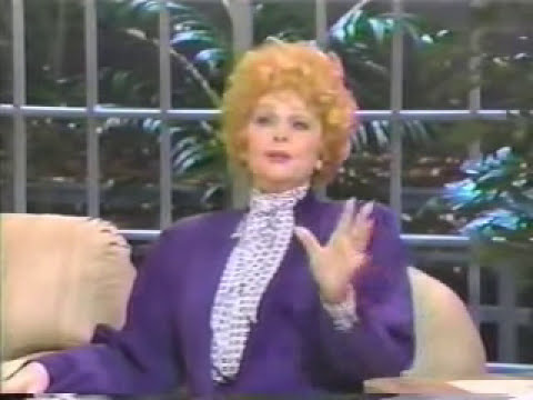 Lucille Ball on Joan Rivers (Part 2)