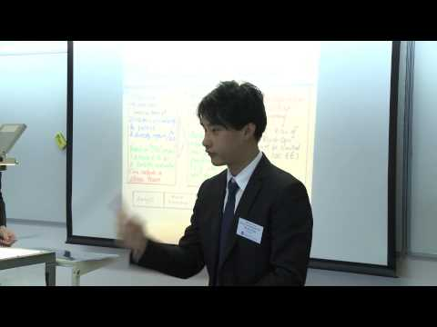 HSBC Asia Pacific Business Case Competition 2014   Round 1 D2   The University Of Hong Kong