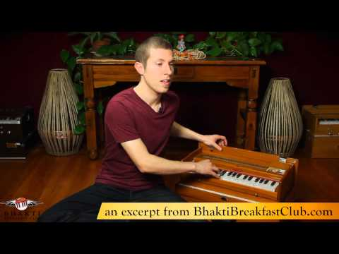 Harmonium 211 - Song: Radha Rani - In The Bhakti Breakfast Club video