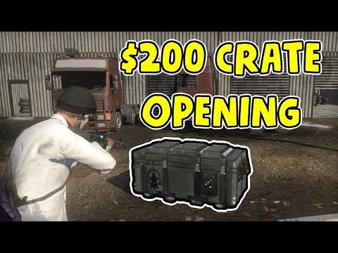 $200 TRICKSTER CRATE OPENING!! Awesome Skins!! | H1Z1