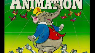 Обзор книги Cartoon Animation Preston Blair