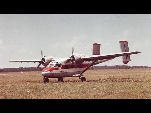 Ан-14 Пчелка - Забытый самолет../An-14 Bee