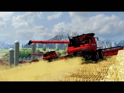 Farming Simulator 2013 - Console Launch Trailer