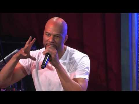 YouTube Presents: Common LIVE