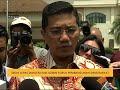 Sedia lepas jawatan MB, Azmin fokus pembangunan demi rakyat