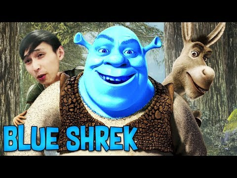 BLUE SHREK IN DOTA ◄ SingSing Dota 2 Highlights