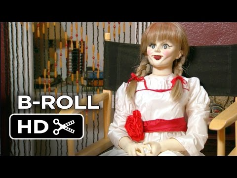 Annabelle B-ROLL 2 (2014) - Horror Movie HD