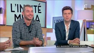 Ali Baddou, l'après Canal - C à vous - 03/02/2017