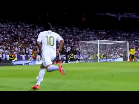 Mesut Özil - Best Dribbles And Skills Ever