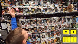 Funko Pop and My Hero Academia Hunting at The 2018 Anime NYC Convention