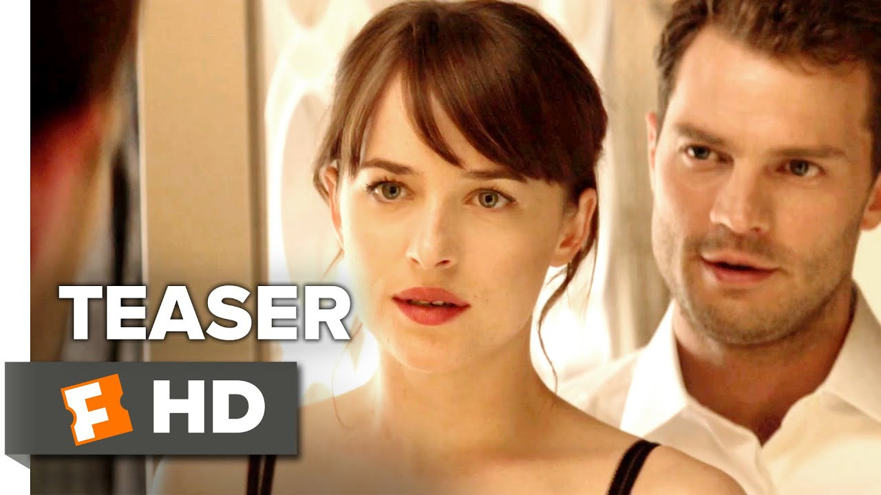 Fifty Shades Darker Official International Trailer 1 - Teaser (2017) - Movie