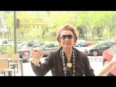 Carmen Sevilla, afectada por el alzheimer