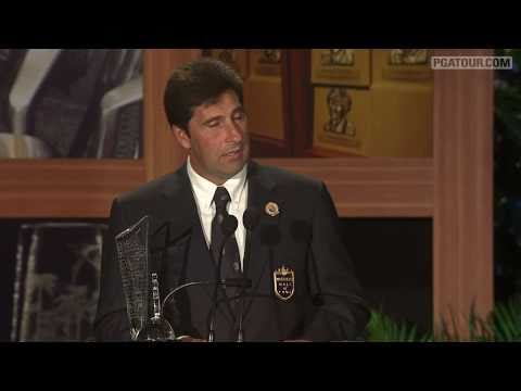 Jose Maria Olazabal's World Golf Hall of Fame Speech