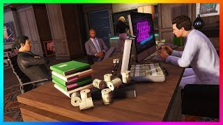 GTA Online Nightclub Update NEW Business Details - Laundering Money, Empire Building & MORE! (GTA 5)