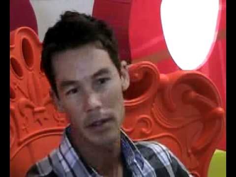 HGTV Design Star David Bromstad talks about bringing his show to Miami.