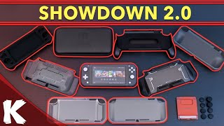 The Search Continues For The Best Nintendo Switch Lite Cases & Grips