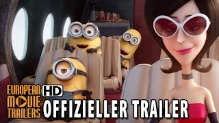 Minions Offizieller Trailer #2 Deutsch | German (2015) HD
