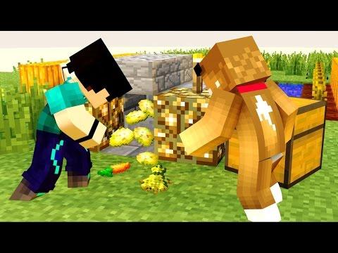 Minecraft - FAZENDA AUTOMÁTICA! [25] Meu Amável Mundo!