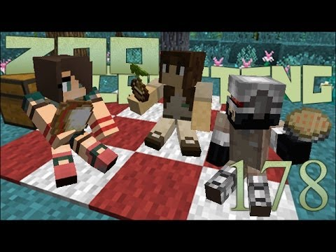 Zoo Crafting: An Auspicious Picnic! - Episode #178 [Zoocast]