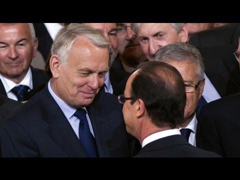 Jean-Marc Ayrault Premier ministre, comme prévu
