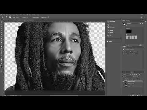 Bob Marley-Photoshop