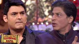 Shahrukh Khan gets ANGRY on Kapil Sharma | Comedy Nights With Kapil 19th October Episode