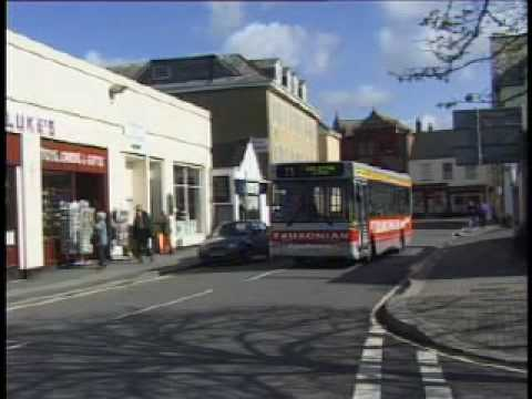 A trailer for PMP Transport Films, Cornish Buses April 1998, first time on DVD visits Truro, Penzance, Falmouth,Camborne,Reduth www.pmpvideo.com.