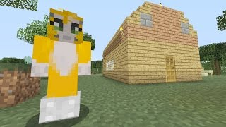 Xbox One - How To Minecraft: Building {5}