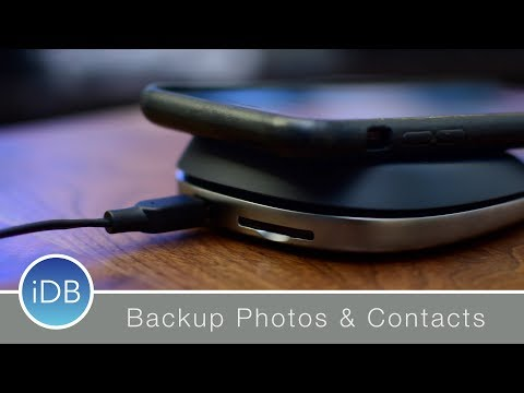 Sandisk iXpand Base is an Effortless Way to Backup Your Photos & Contacts - Review